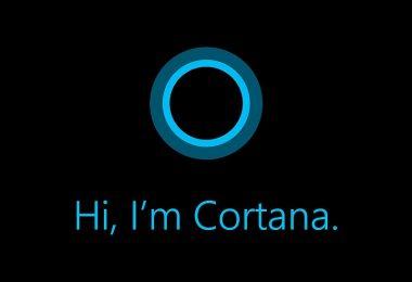 Désactiver Cortana Windows 10