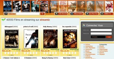 Streamiz site de streaming