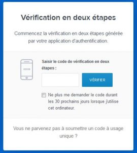 Coinbase securisee authentification