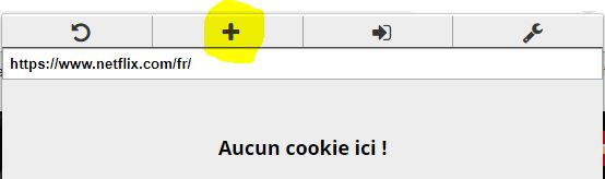 ajouter cookie