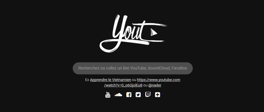 convertiseur youtube mp3 yout.com