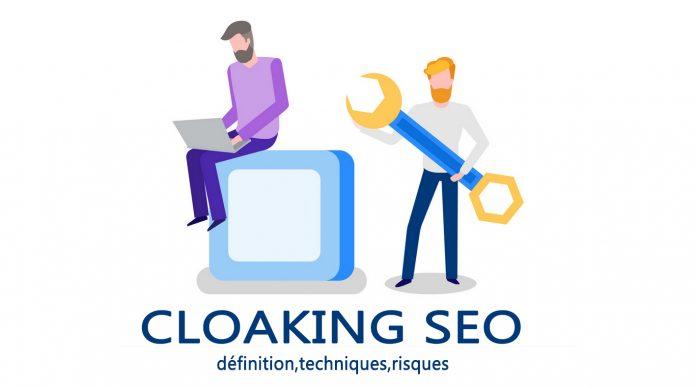 cloaking seo definition techniques risques