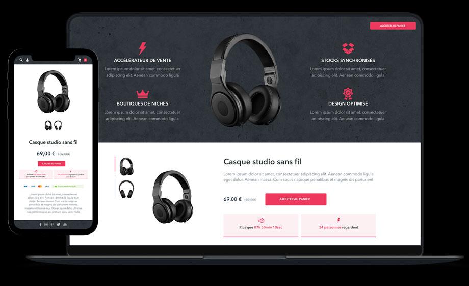 site-mono-produit-casque-audio