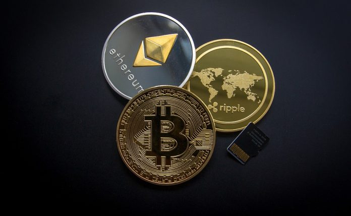 Cryptomonnaie Bitcoin Ripple Ethereum
