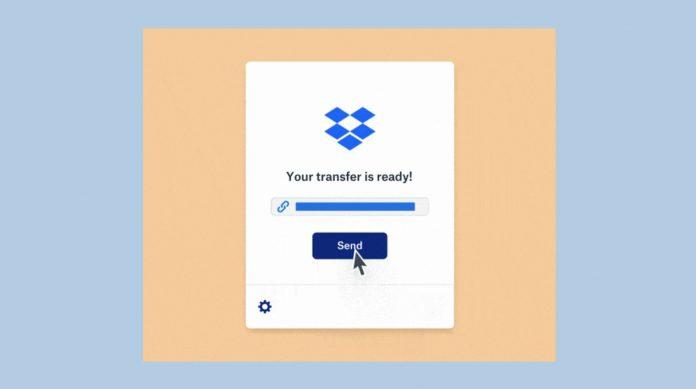 Dropbox Transfer