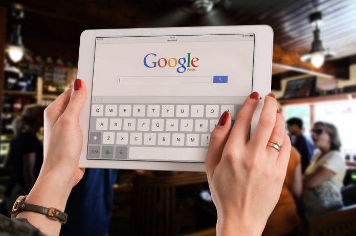 Moteur de recherches Google Health
