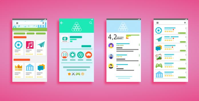 Interface utilisateur Android
