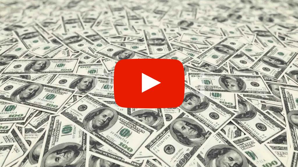 gagner de l'argent en ligne grâce à youtube