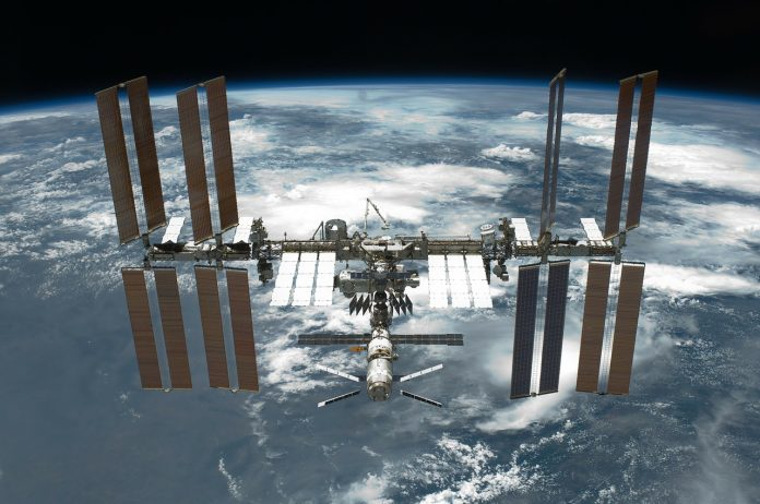 Station spatiale internationale ISS NASA