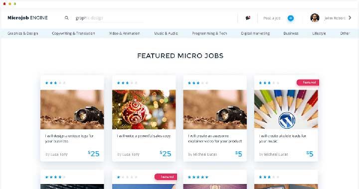 réaliser des micro-taches en ligne