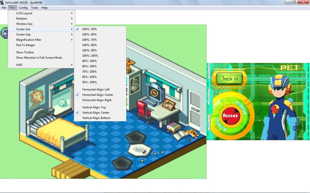 desmume emulateur 3DS pour pc