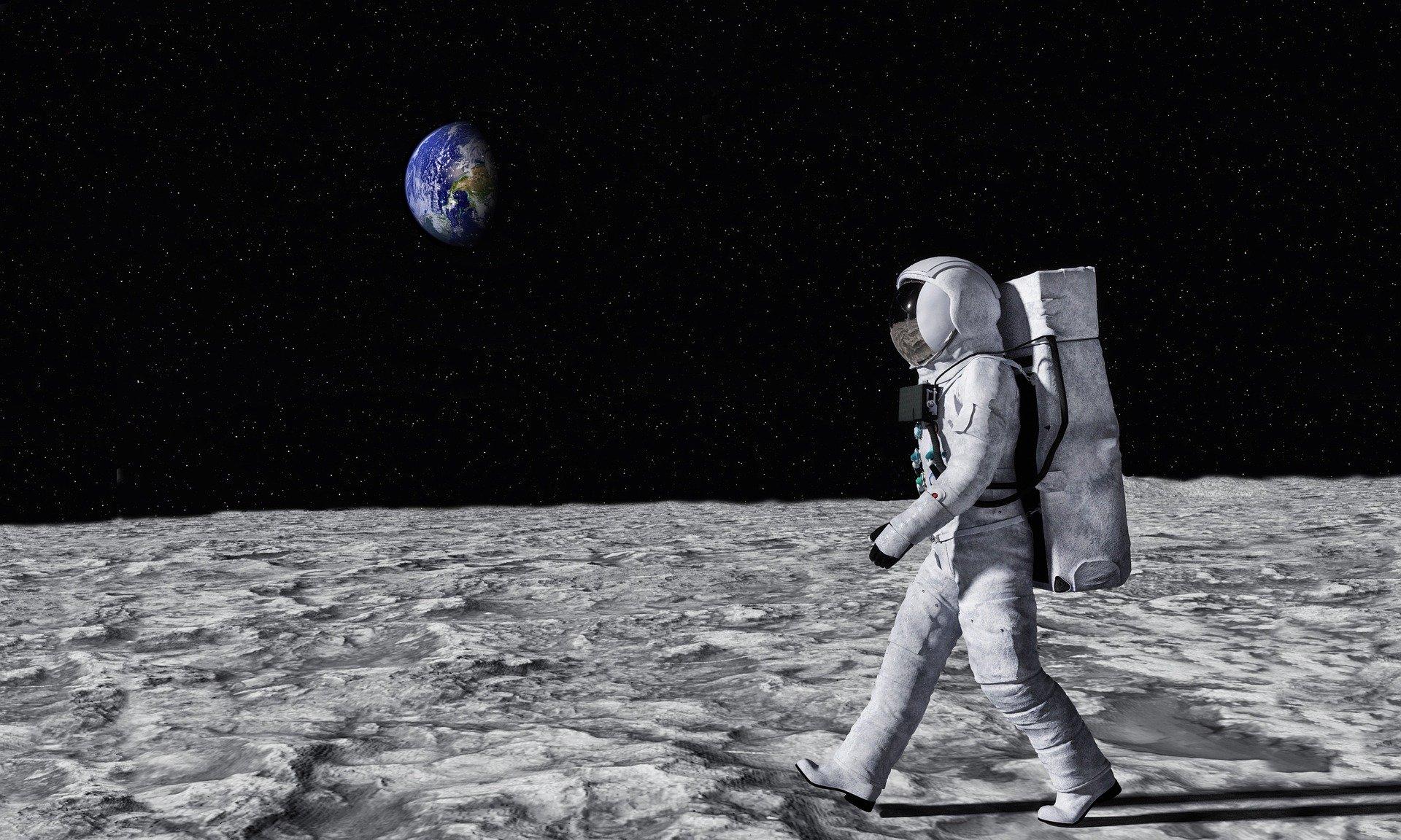 Commerce spatial : la NASA veut acheter des échantillons de sol