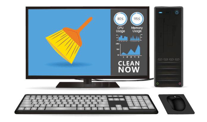 logiciels de nettoyage pour PC gratuits