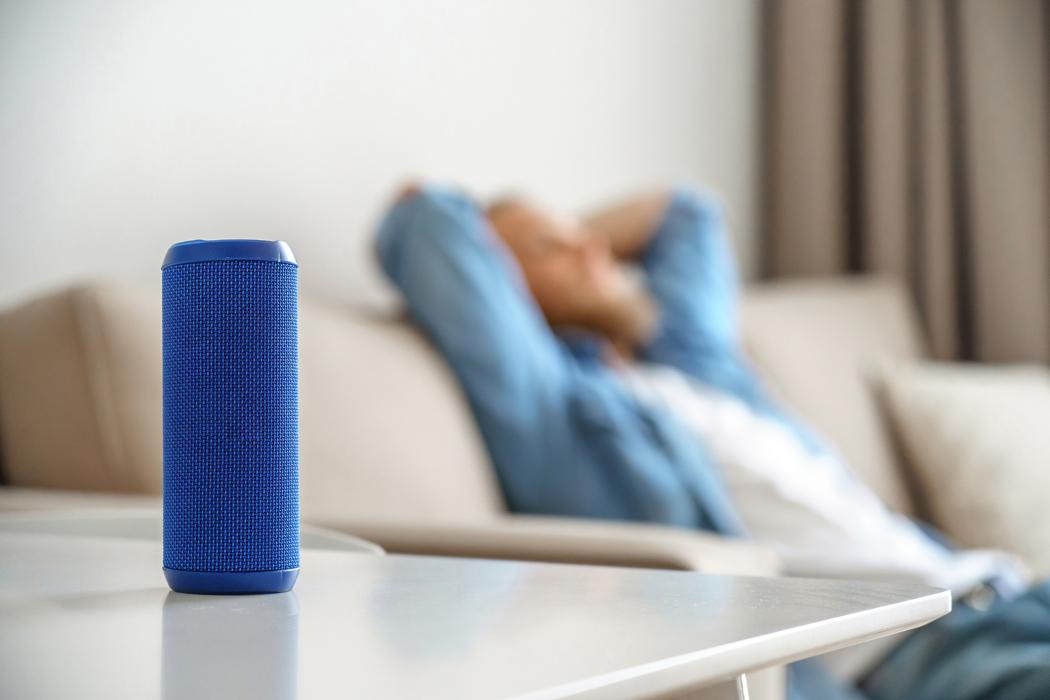 méditation avec objet connecté