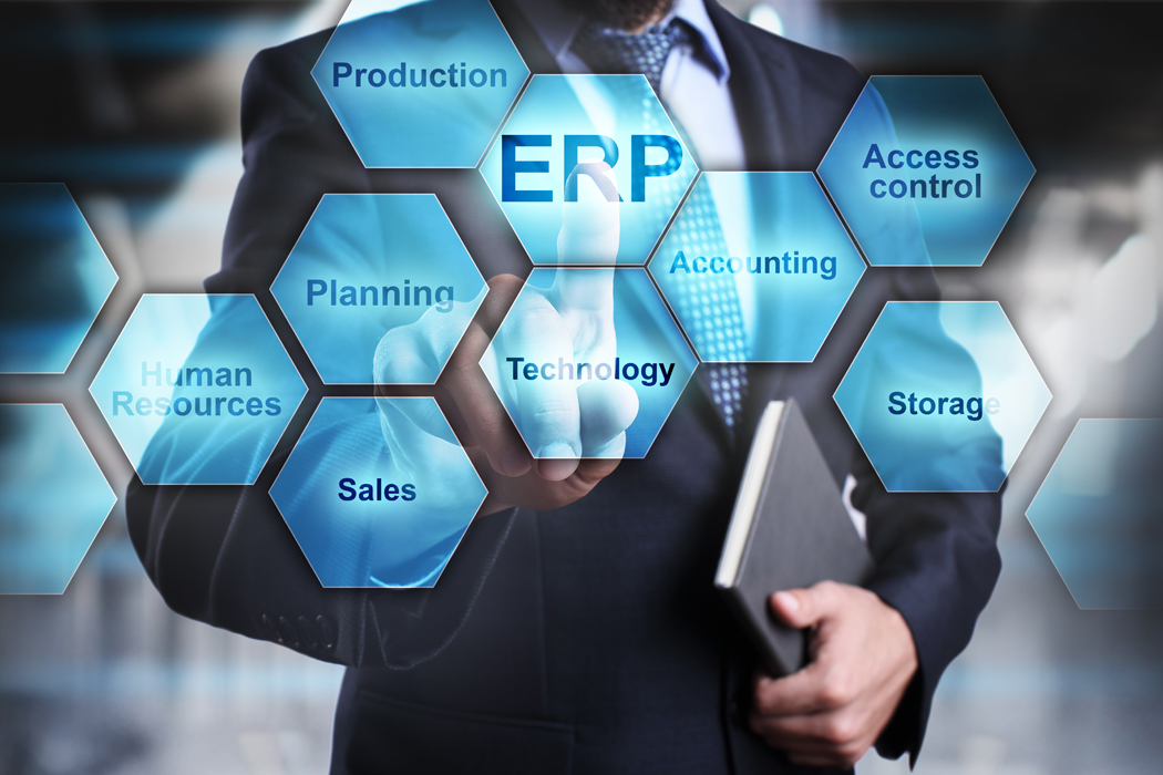 ERP Cloud E-commerce