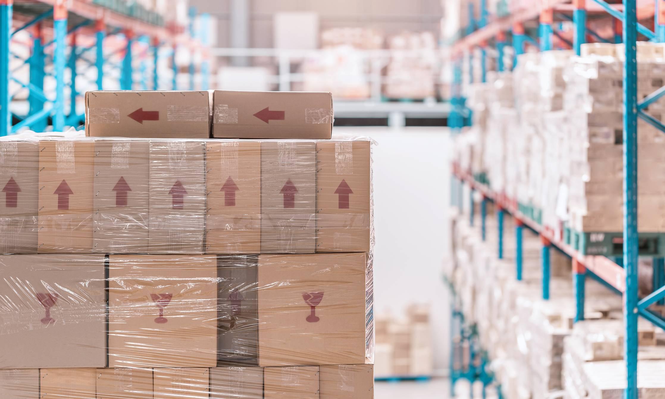 Logistique sous tension : les robots et machines devenus indispensables